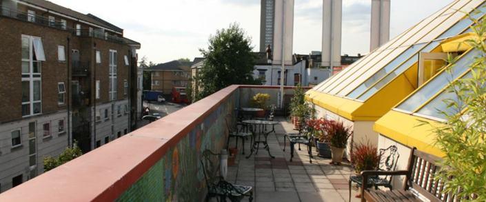 Padd Arts Terrace